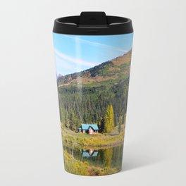 Lake Retreat - Alaska Travel Mug