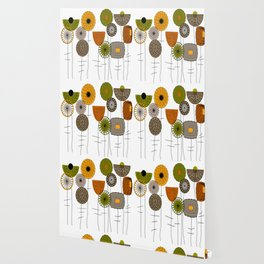 Autumn Blooms Wallpaper
