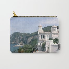 Italy, Capri overlook Carry-All Pouch