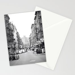 Lower East Side Market Stationery Cards