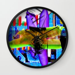... and Nebuchadnezzar never knew there'd be times like this... [A Simple Constraint Series] Wall Clock