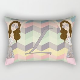 Layla Love Rectangular Pillow