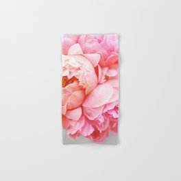 Peonies Forever Hand & Bath Towel
