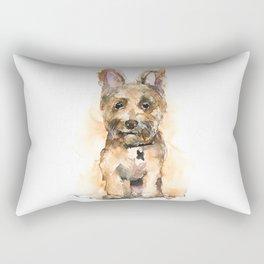 DOG#19 Rectangular Pillow