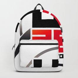 360 u2's logo tour 2021 Backpack