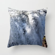 Don't Go Chasing Waterfalls 3 Throw Pillow