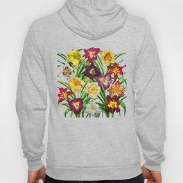Display of daylilies I Hoody