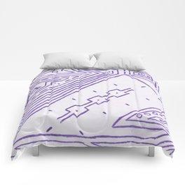 PowerLines 2 Comforters
