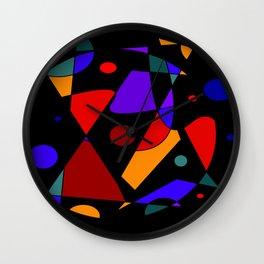 Abstract #86 Wall Clock