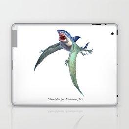 Sharkdactyl Nomdactylus Laptop & iPad Skin