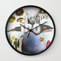 the 100 Wall Clocks featuring 100 by amit sakal