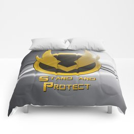 Star Federation Insignia Comforters