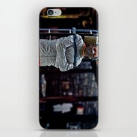 silence of the lambs iPhone & iPod Skins featuring The Silence of the Lambs by TJAguilar Photos
