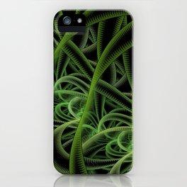 Fractal Art - Jungle iPhone Case