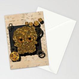 Engrenage Stationery Cards