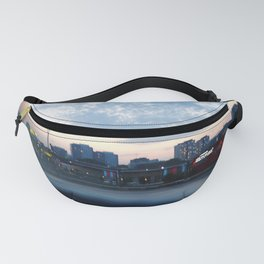 berlin is passing by Fanny Pack