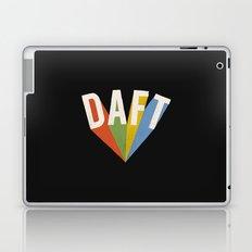 Letters : Daft II Laptop & iPad Skin