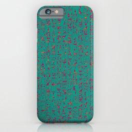 Hieroglyphics HOT iPhone Case