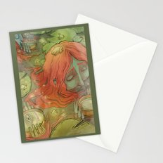 Frog Friends Stationery Cards