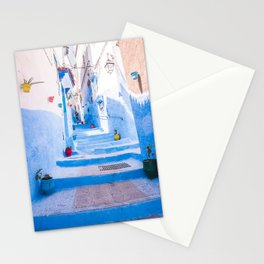 Walking round in Morocco - no3 Stationery Cards