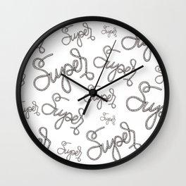 Super Multi Wall Clock