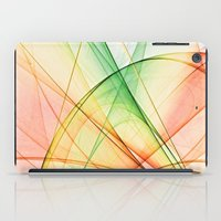 tequila iPad Cases featuring tequila sunrise by Maureen Popdan