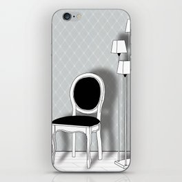 chAIse iPhone Skin
