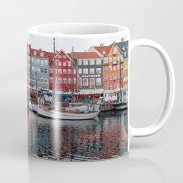 Vibrant Nyhavn Coffee Mug