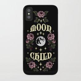 Moon Child Original By Moon Goddess Market iPhone Case
