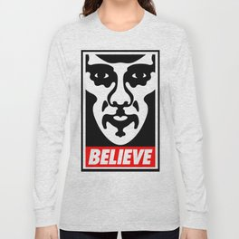 Believe - Sherlock Long Sleeve T-shirt