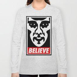 Believe - Sherlock Long Sleeve T-shirt