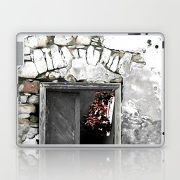 CRETAN DOOR no3-c Laptop & iPad Skin