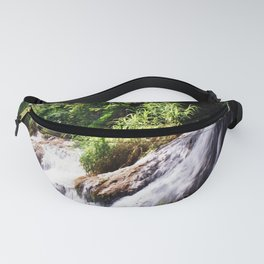 Jungle waterfall Fanny Pack