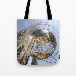 Trump Buildings Tote Bag