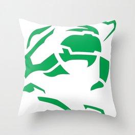 Master Chief, Halo, Xbox Throw Pillow
