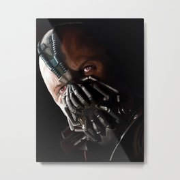 Bane Metal Print