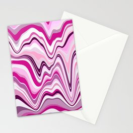 Paint Drip Stationery Cards