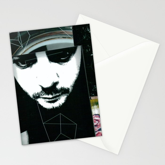 The Stare Stationery Cards