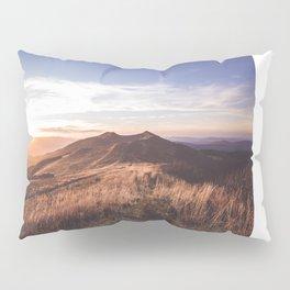 Dusk - Landscape and Nature Photography Pillow Sham