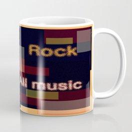 ALL MUSIC Coffee Mug