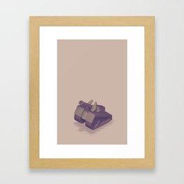pipsqueak Framed Art Print