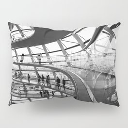 Architecture Pillow Sham