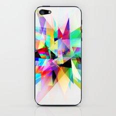 Colorful 3 iPhone & iPod Skin