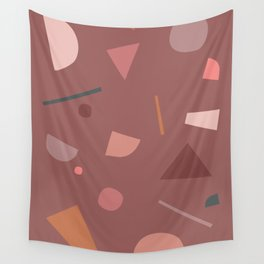Abstract Geometric 29 Wall Tapestry
