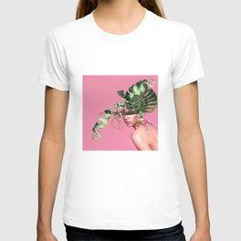Lady Flowers VI T-shirt