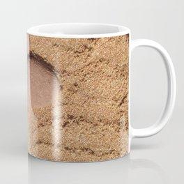 Baby Stone Footstep Coffee Mug
