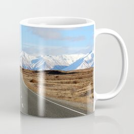 White Cap Journey Coffee Mug