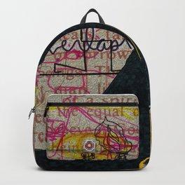 DOOMSDAY: MUHAMMAD ALI'S APOTHEOSIS Backpack