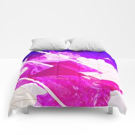 Abstract Conceptual 50th Tribute Comforters