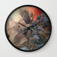 Supremacy Wall Clock